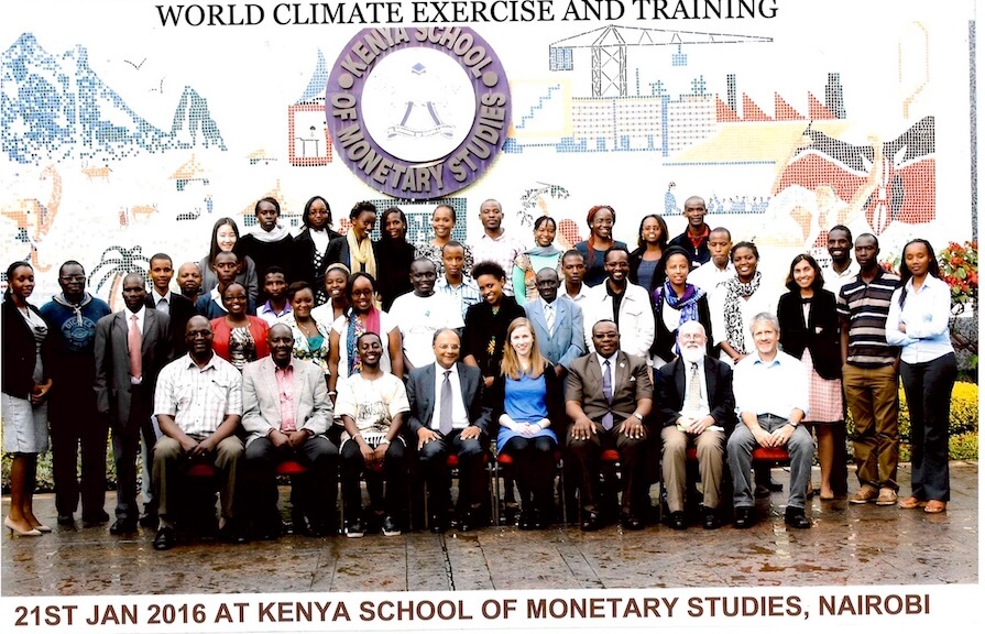 Nairobi world climate training copy
