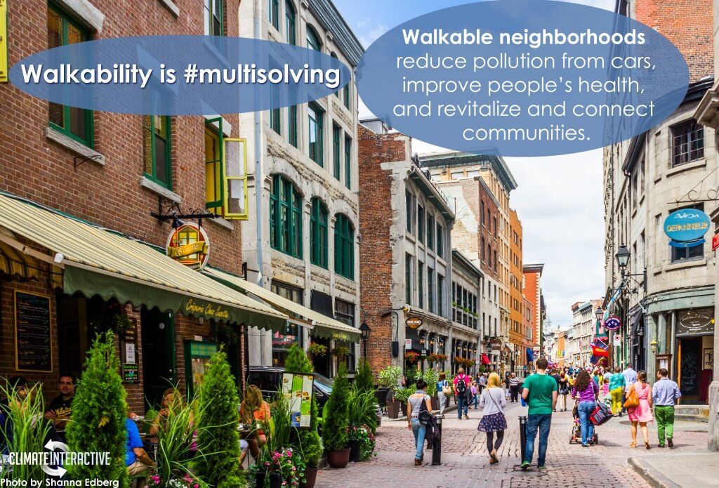 walkability meme