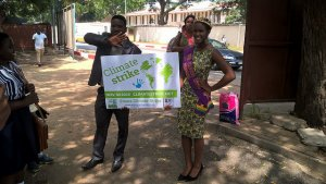 World Climate inspires local action: The story of Kenneth Nana Amoateng of Ghana