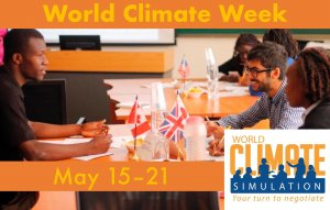 Run a Simulation for World Climate Week!