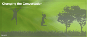Changing the Conversation on Sustainable Development in Canada